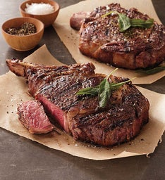 Stock Yards Chicago Cut Prime Rib Chops