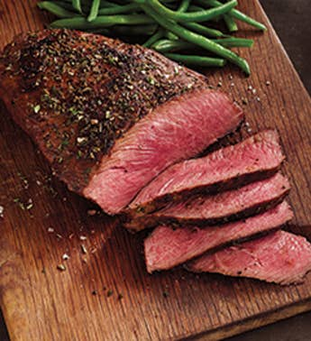 USDA Choice London Broil - Stock Yards®