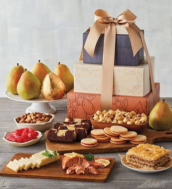 Harry  David Signature Tower of Treats Gift