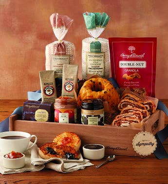 Harry  David Sympathy Brunch Basket