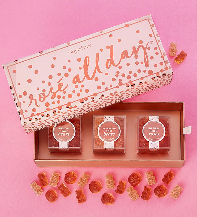 Sugarfina Ros All Day Candy Bento Box 3pc