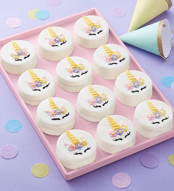 Magical Unicorn Dipped OREO Cookies
