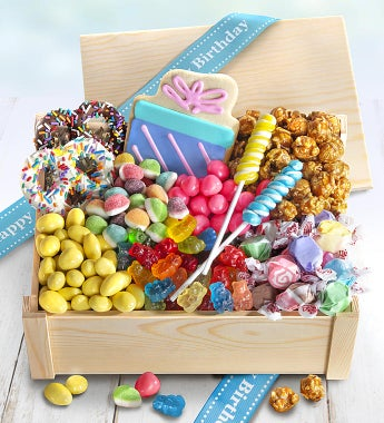 Candy Craves™ Best Birthday Crate