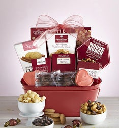 Exquisite Sweets Gift Basket