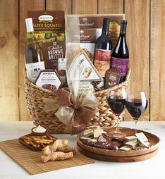 The Entertainer Wine Gift Basket
