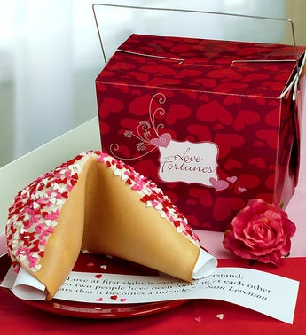 Personalized Gigantic Big Love Fortune Cookie