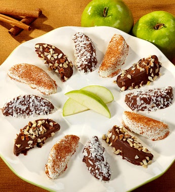 Caramel Apple Bites
