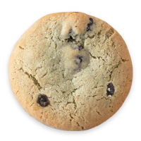 Blueberry Muffin Cookie