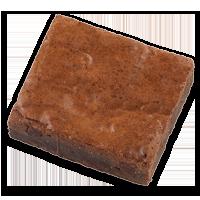 Signature Fudge Brownie Bar