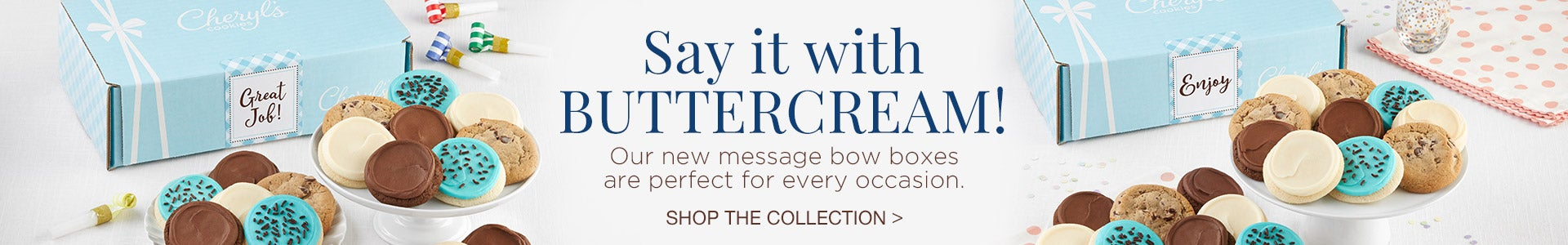 New! Message Bow Boxes