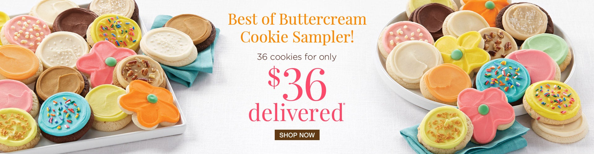 Best of Buttercream Summer Sampler