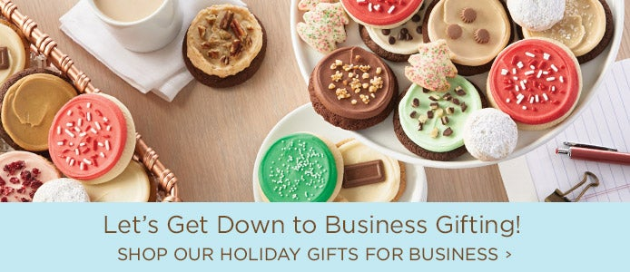 Shop our Holiday Gifts for Business