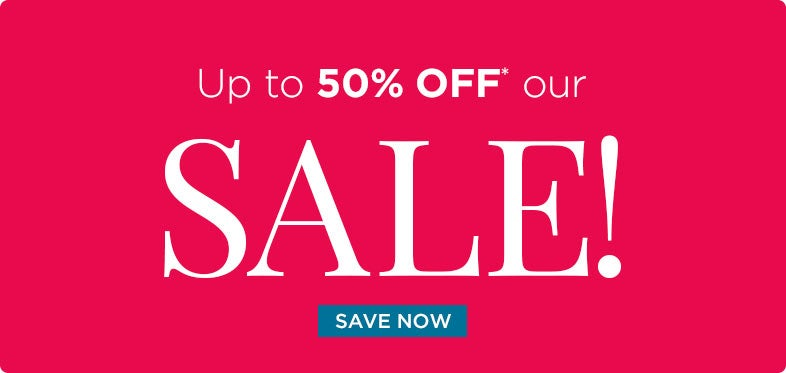 Save up to 50% on Sale gifts