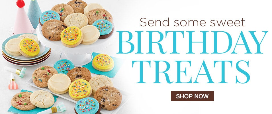 Birthday Cookie Gifts