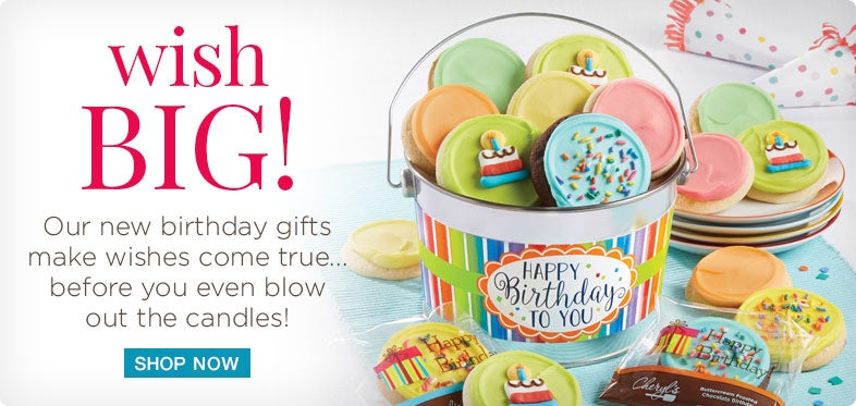 Birthday Cookie Delivery House Cookies