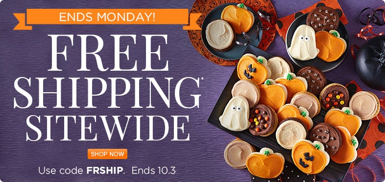 Free Shipping Sitewide. Ends 10.3.16. Use code FRSHIP