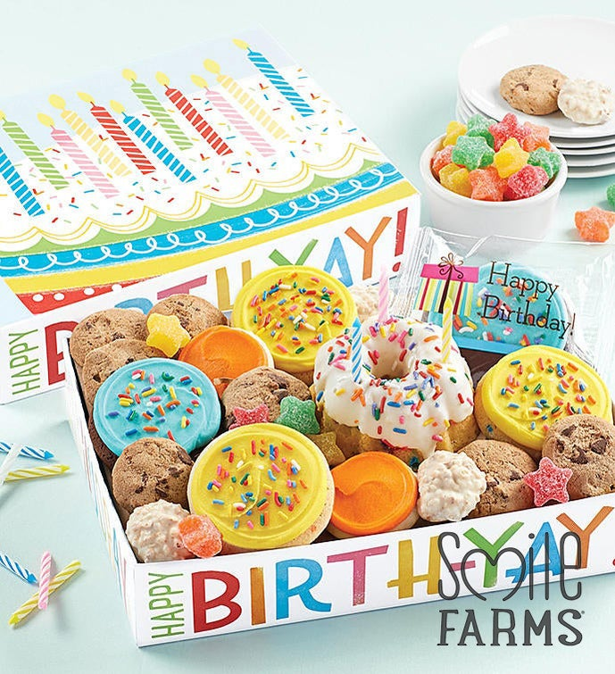 Smile Farms Birthday Party in a Box