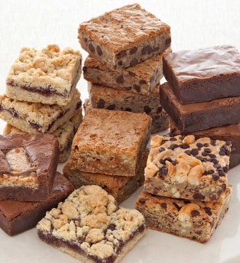 Premium Brownie Sampler