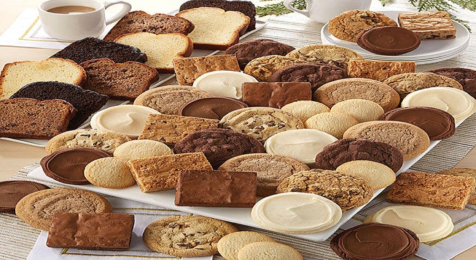 Cheryl39s Signature Bakery Sampler