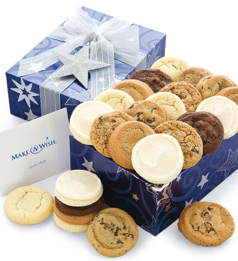 Make-A-Wish Cookie Gift