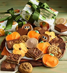 Fall Gift Boxes - Cookies & Brownies