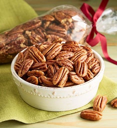 Roasted Mammoth Pecans