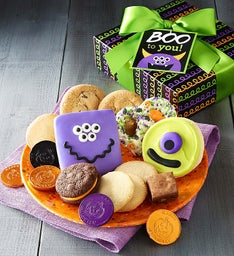 Halloween Monster Treats Box