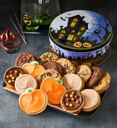 Haunted House Gift Tin - Assorted