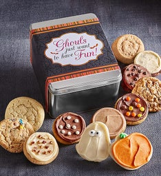 Ghouls Just Want to Have Fun Gift Tin - Create Your Own