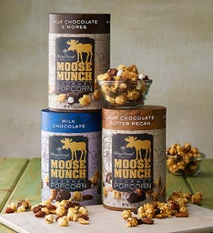 Harry & David® Moose Munch® Set