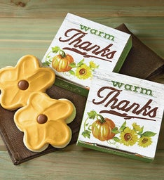 Warm Thanks Cookie & Gift Card