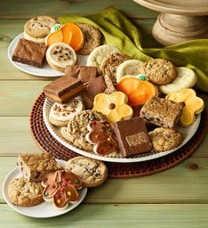 Fall Cookie & Brownie Assortment