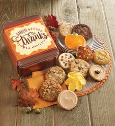 Create Your Own - Warmest Thanks Fall Gift Tin