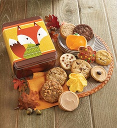 Create Your Own - Fox Fall Gift Tin