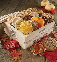 Fall Cookie Crate