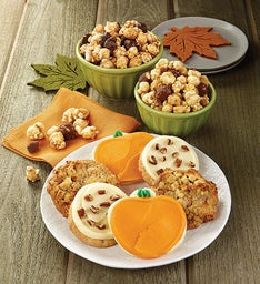 Fall Cookie & Moose Munch® Gift