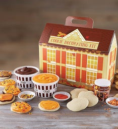Fall Cut-out Cookie Decorating Kit