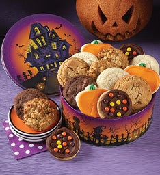 Create Your Own - Haunted House Halloween Gift Tin