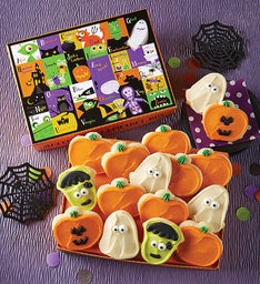 Halloween Party Box - Cut-outs