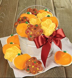 Fall Cookie Pail