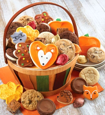 Fall Treats Basket