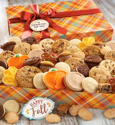 Fall Bakery Sampler