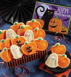 Halloween Gift Tin-Cut-out Assortment