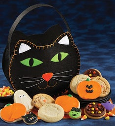 Cat Trick or Treat Tote