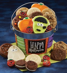Happy Halloween Treats Pail