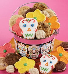 Day Of The Dead Treats Pail