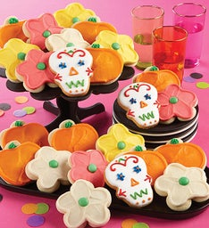 Day Of The Dead Cookie Box