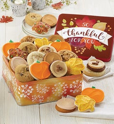 So Thankful for You Gift Tin Create Your Own Assortment