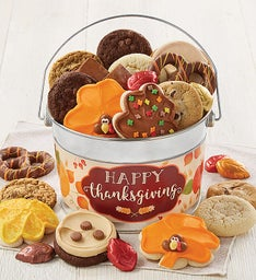 Thanksgiving Treats Pail