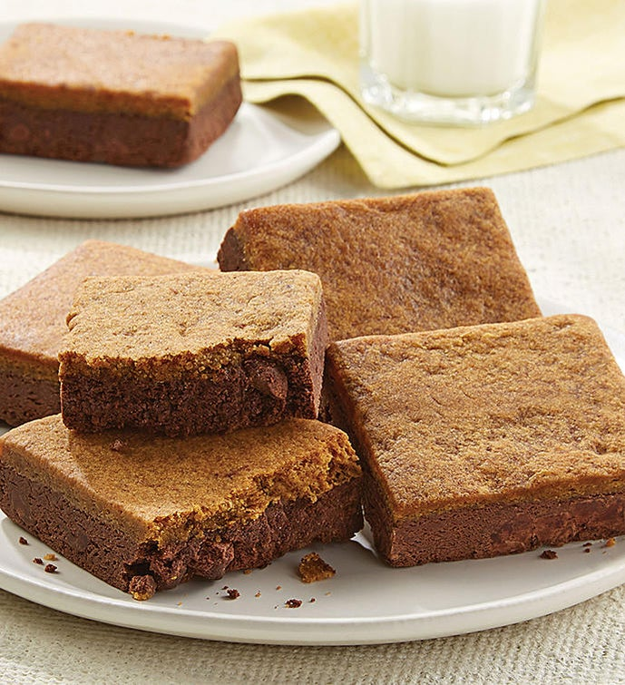 Pumpkin Fudge Bar Sampler